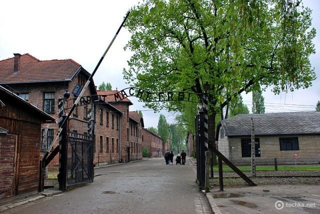 Фотоэкскурсия в Освенцим