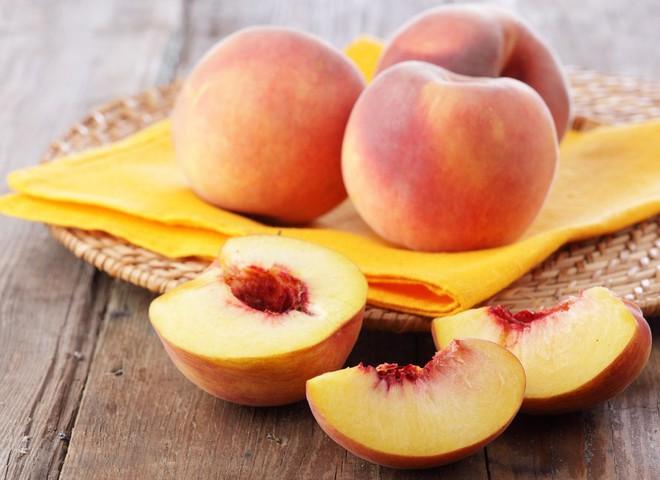 персики помогут быстро похудеть и наладить работу ЖКТ