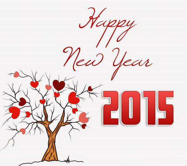 Счастья в Новом году 2015