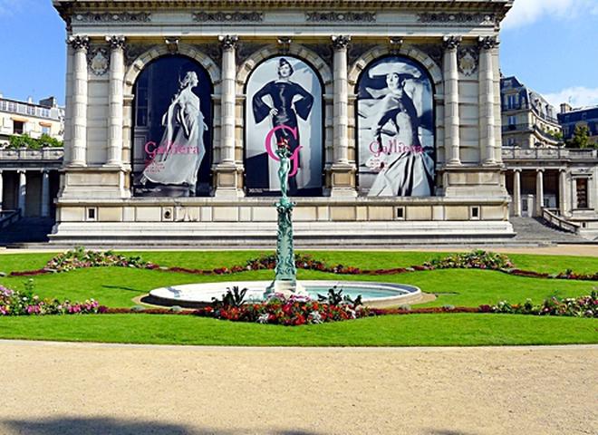 Музей моди Парижа: Музей моди і костюма - париж