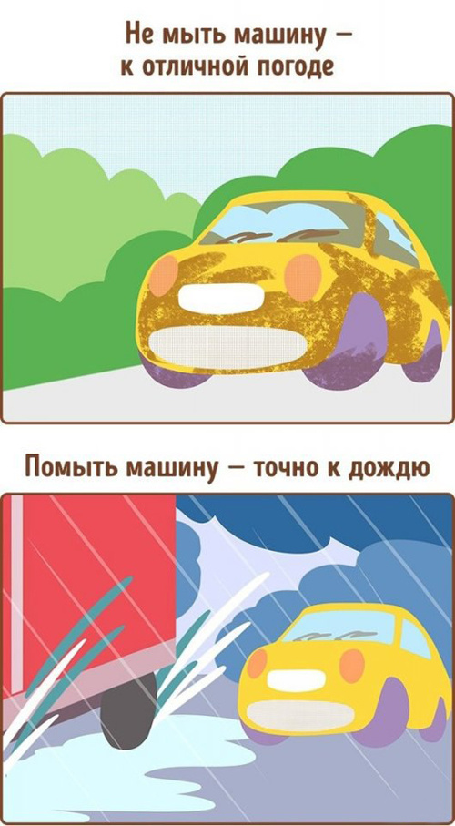 ТОП 10 законов подлости