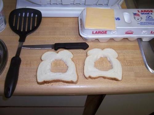 Завтрак: убей свою печень!
