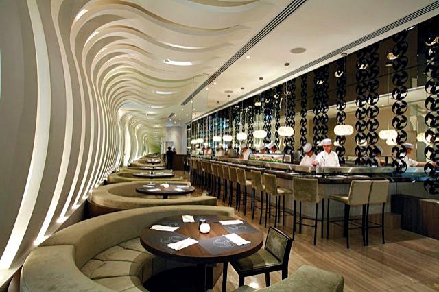 Достопримечательности Гонконга: ресторан Shiro