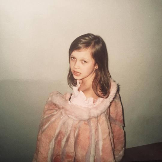 Мария Яремчук (в детстве Instagram)