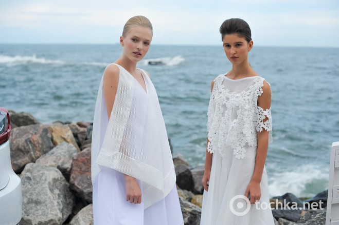 Odessa Holiday Fashion Week - день 1