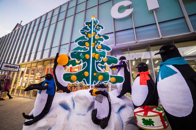 Куди поїхати на Різдво 2018: святкуємо в 5 містах України