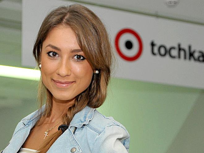 Саша шульгина ведущая фото