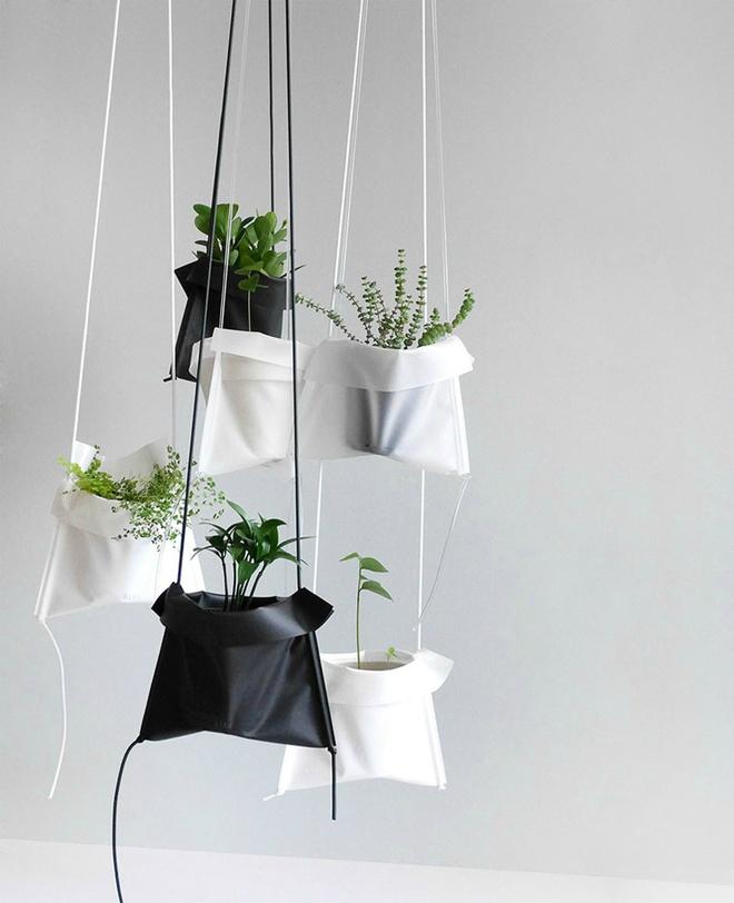 Подвесные кашпо Pot Cradle, дизайн – HEAN