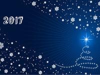 Открытки на Новый год 2017