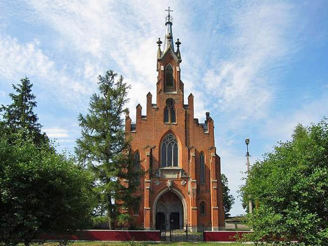 Гид по Украине: 10 удивительных сел на западе (фото)
