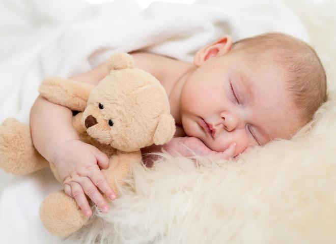 Як привчити дитину спати