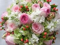 Красивый букет на свадьбу