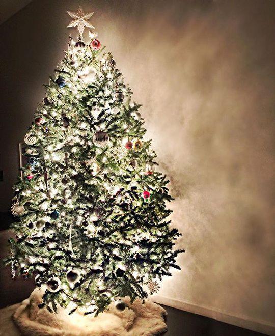Как дизайнеры отпраздновали Рождество