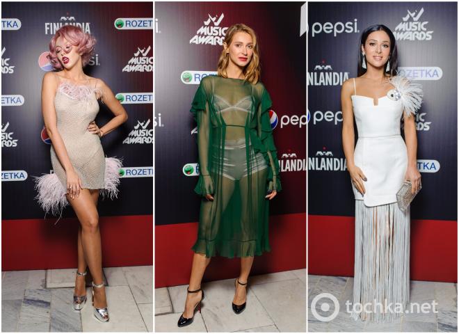 M1 Music Awards 2017: хто переміг і як пройшла головна музична подія року