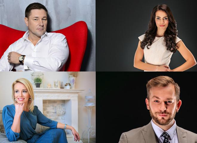 Новый год 2017: ведущие ICTV поздравили читателей tochka.net с наступающим праздником