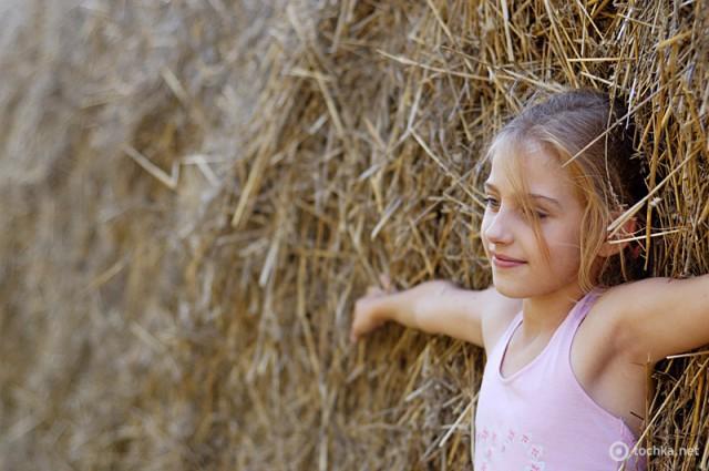 Как избавиться от ребенка на лето: отправить к бабушке в деревню
