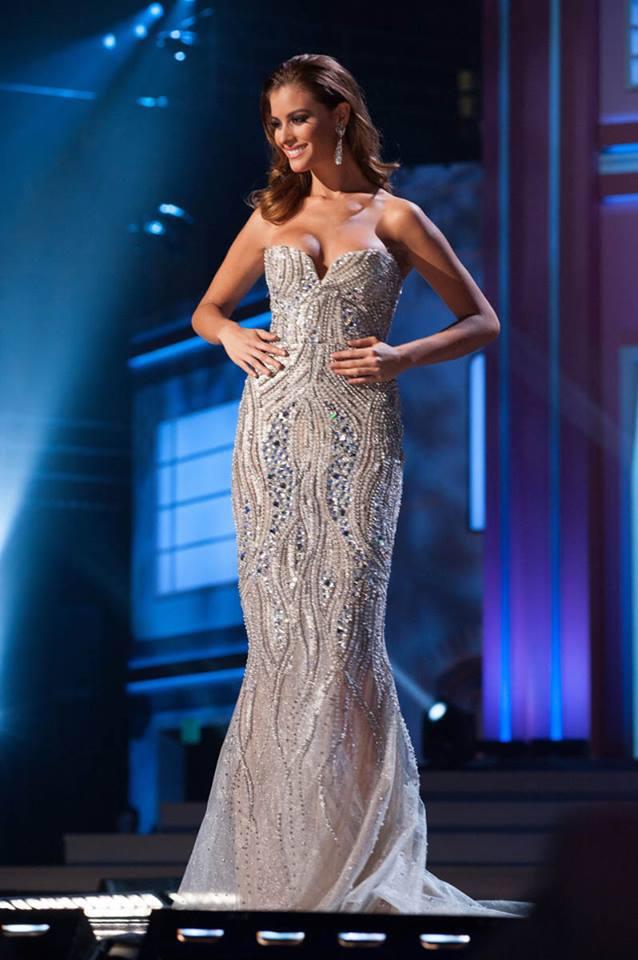 Мисс Вселенная 2014: топ 10 вечерних платьев