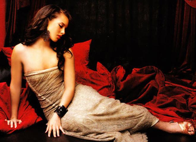 Алиша Кис в журнале Blender Magazine