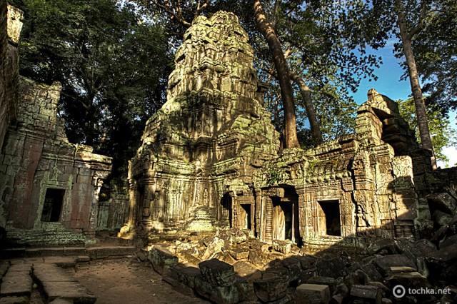 Ангкор за один день: храм Та Пром