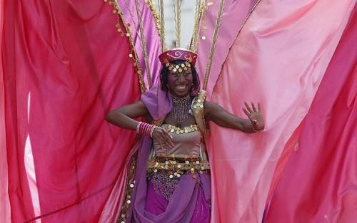 Карнавал в Нотиннг-Хилл