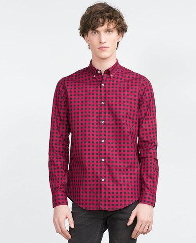 Де купити чоловічу сорочку  30 стильних варіантів (фото) - tochka.net 93a8c56128cb6