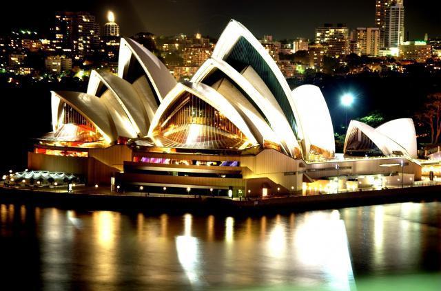Самые привлекательные города мира