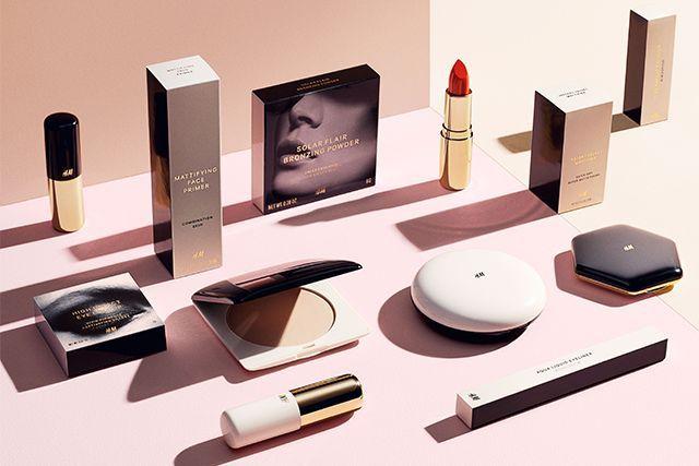 H&M запускають колекцію макіяжу
