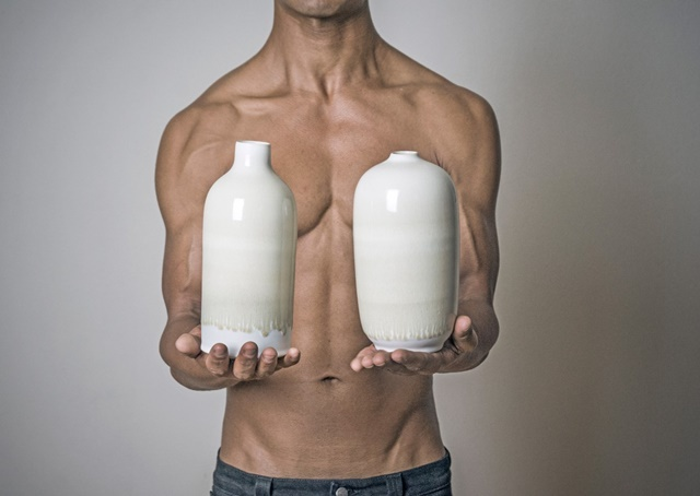 Сексуальные мужчины: Эрик Лэндон – скульптор из Дании