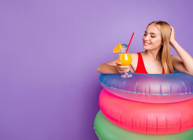 ТОП-10 летних коктейлей из фруктов