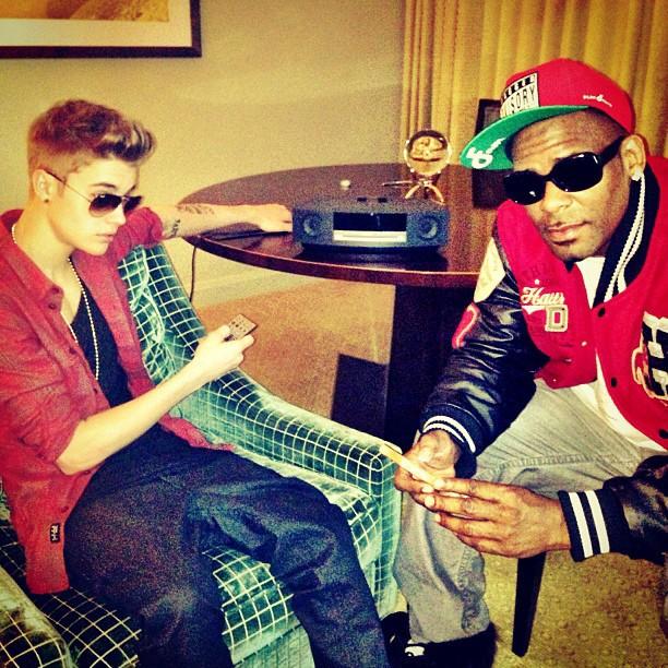 Justin Bieber  PYD ft R Kelly