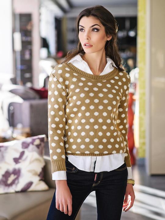Теплые свитеры на зиму: MOLEGI, 430 грн