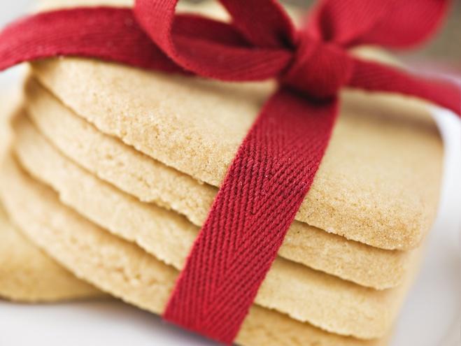Что приготовить ему на  день святого Валентина, печенье