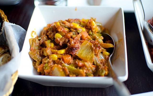 10 блюд, которые вы обязаны попробовать в Индии: Сабджи