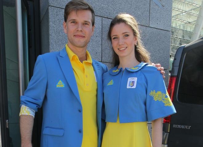 Андре Тан создал форму для украинской сборной