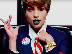 Pussy Riot Make America Great Again