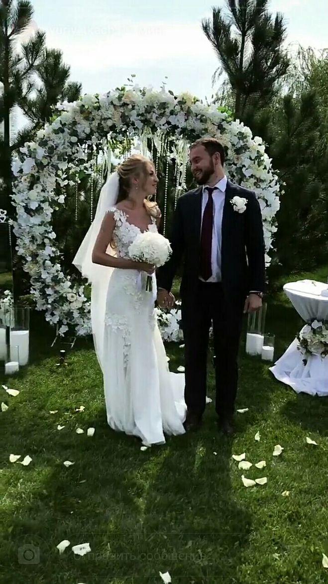 свадьба брата Юрия Ткача
