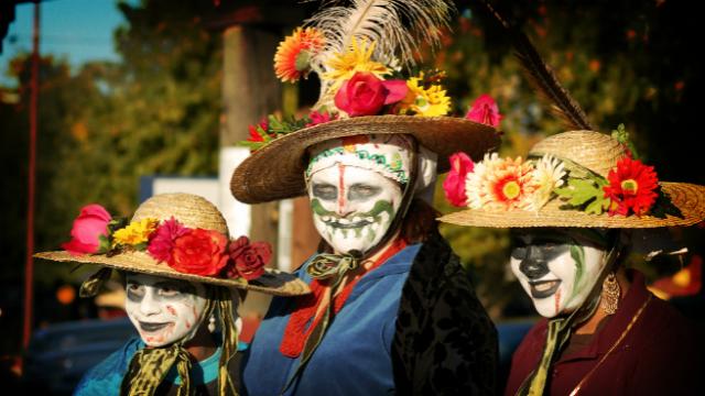 Хэллоуин-2016: где отпраздновать интересно и весело