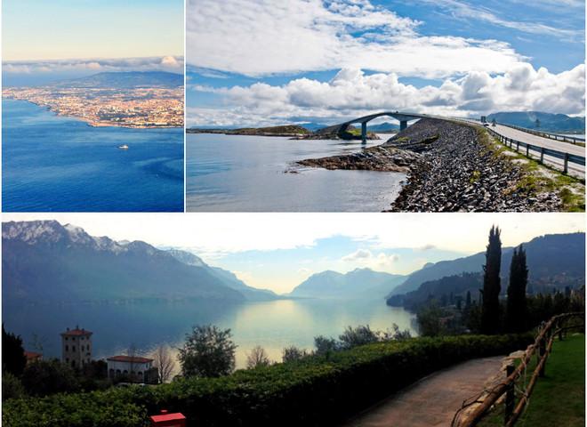 Найкрасивіші маршрути Європи