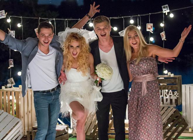 Весілля Василіси Рядних