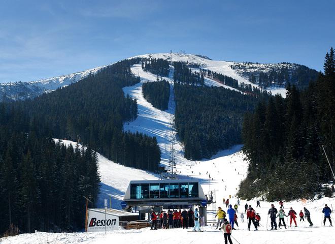 Горнолыжный курорт Болгарии снизил цены до 20%