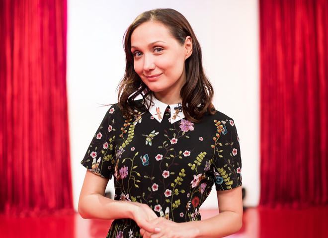 Катя Осадчая и Евгения Власова