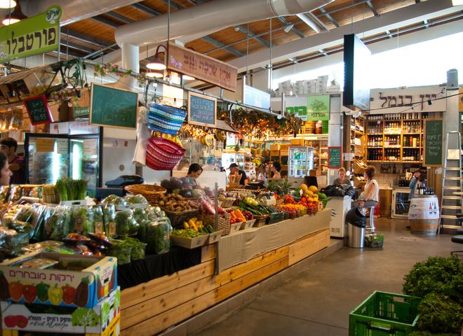 Гастрономічний Тель-Авів: які ринки варто відвідати туристам
