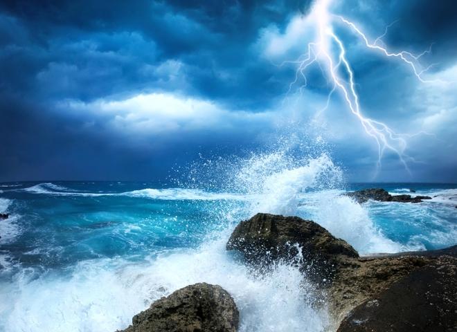 Мальдивы плохая погода