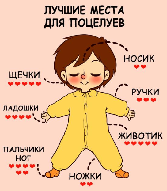 Милый комикс про мам