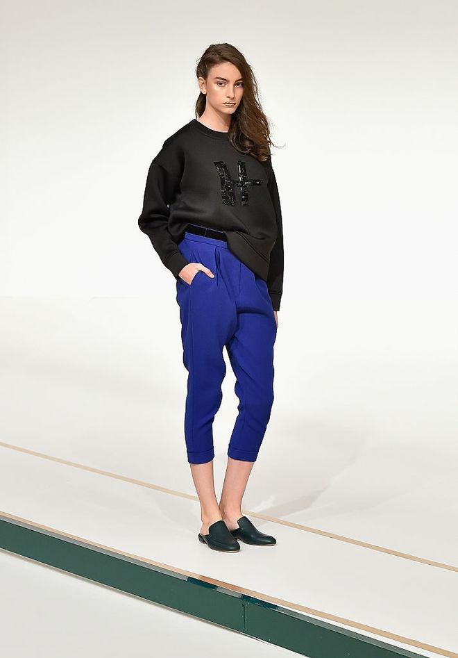 Взуття з голою п'яткою - тренд 2017