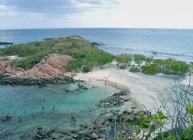 Курорты, где всегда светит солнце: курорт Тринкомали