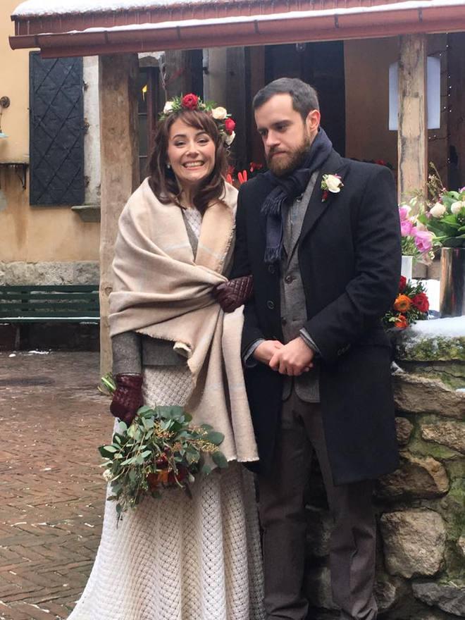 Даша Малахова вышла замуж