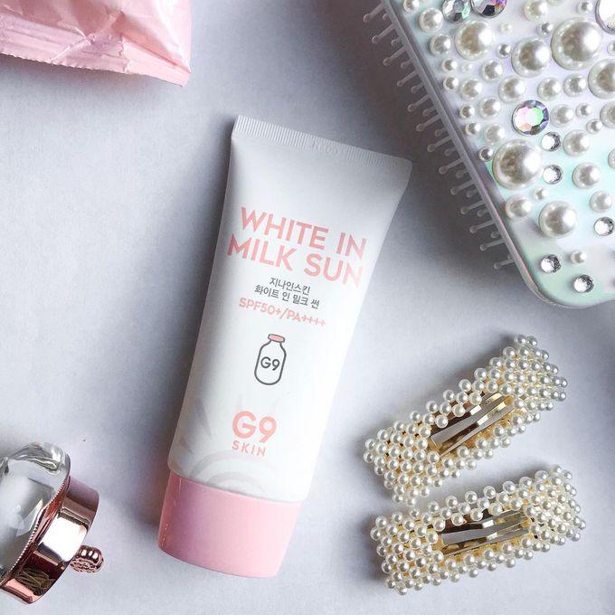 White In Milk Sun SPF50+ PA++++