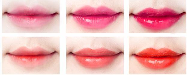 Тінти для губ