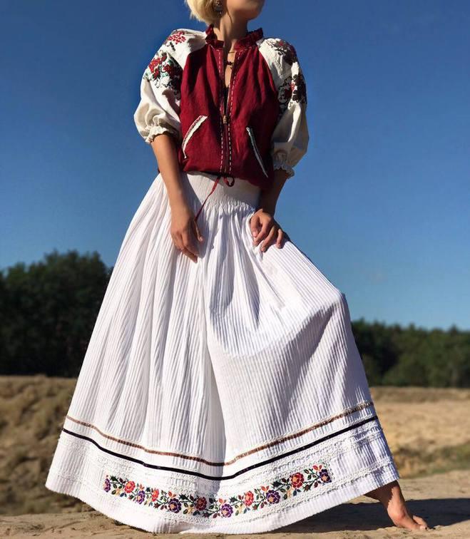 Этнические мотивы в нарядах